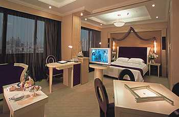 温州王朝大酒店客房1