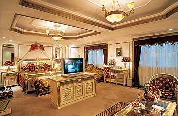 温州王朝大酒店总统套房