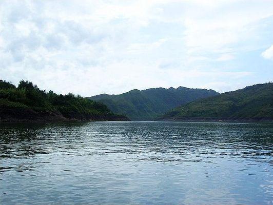 文成珊溪飞云湖图片3