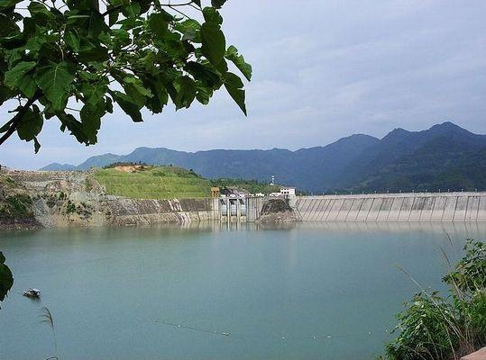 文成珊溪飞云湖图片4