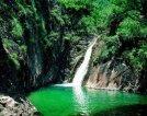 瑞安花岩瀑布图片