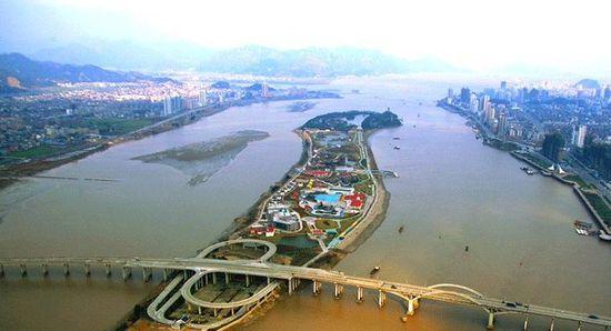 温州江心西园水上世界