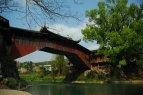 泰顺廊桥图片-风景照片